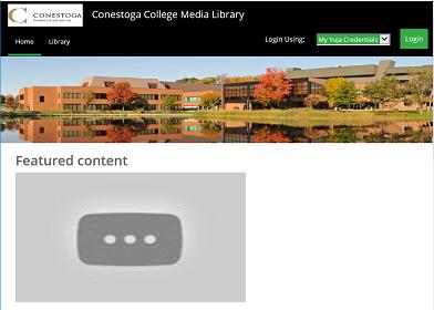 YuJa | IT | Conestoga College