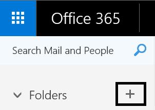 create email folder