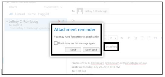 attachment reminder