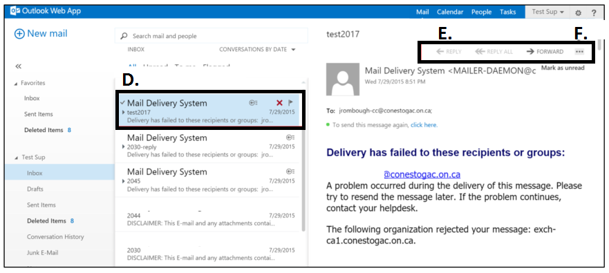 email overview 2